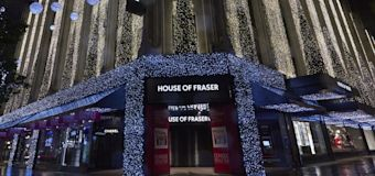 House of Fraser gets first cash injection from Chinese owner as profits fall