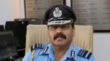 Air Marshal RKS Bhadauria appointed as new Indian Air Force chief