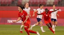 Canada stuns USWNT in Olympic semifinals (video)