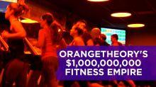 How Orangetheory Fitness built a $1,000,000,000 empire