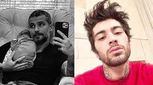 Zyan ou Zayn? Bruno Gagliasso confunde cantor com o filho caçula