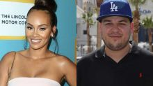Evelyn Lozada Addresses Her Flirty Tweets With 'Nice Guy' Rob Kardashian
