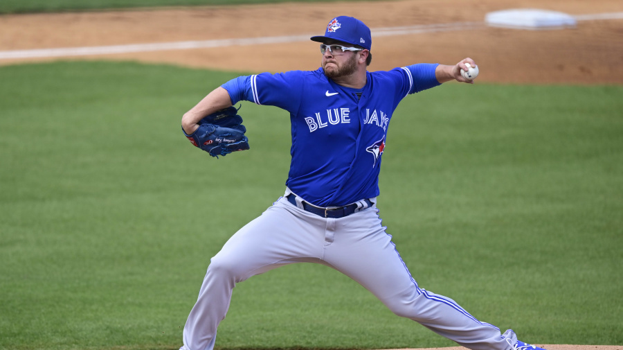 Kay perfect as Jays edge Yankees in spring training