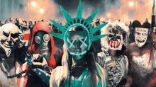 New The Purge: Election Year Trailer Keeps America Great