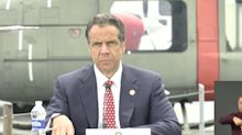 Cuomo says state frontline workers who died from coronavirus will get death benefits