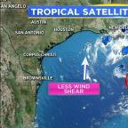 Tropical Wave in the Gulf to bring heavy rains next week, low chance of development