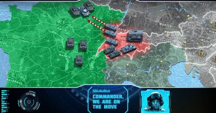Play the most challenging WW3 strategy game!