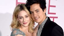 Lili Reinhart Posted a 'Sappy' Love Poem to Cole Sprouse for His Birthday