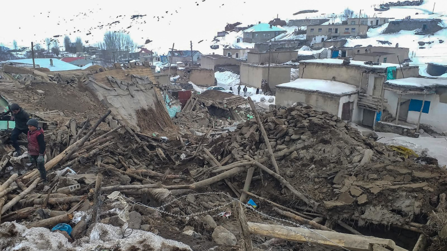 En Turquie, un séisme fait neuf victimes