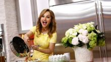 Giada De Laurentiis Stands Her Ground