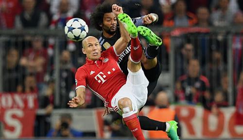 """Champions League: Robben: """"Erste Chance muss ein Tor sein"""""""