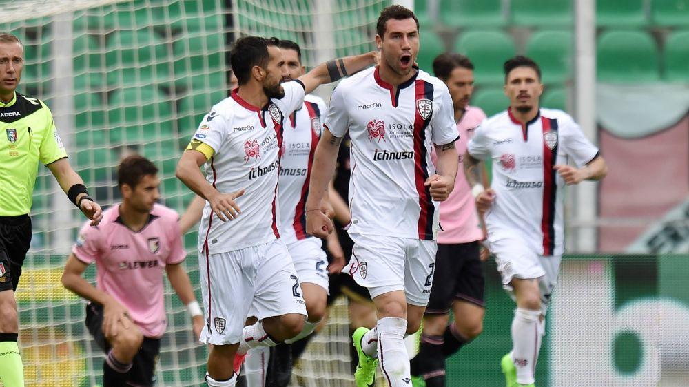 Palermo-Cagliari 1-3: Rimonta rossoblù al Barbera, rosanero sempre più nei guai