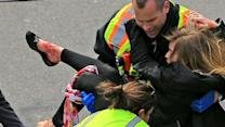 Boston Marathon bombings: One month later