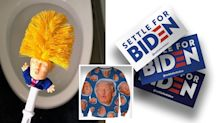 US Election 2020: The most bizarre merchandise you can buy