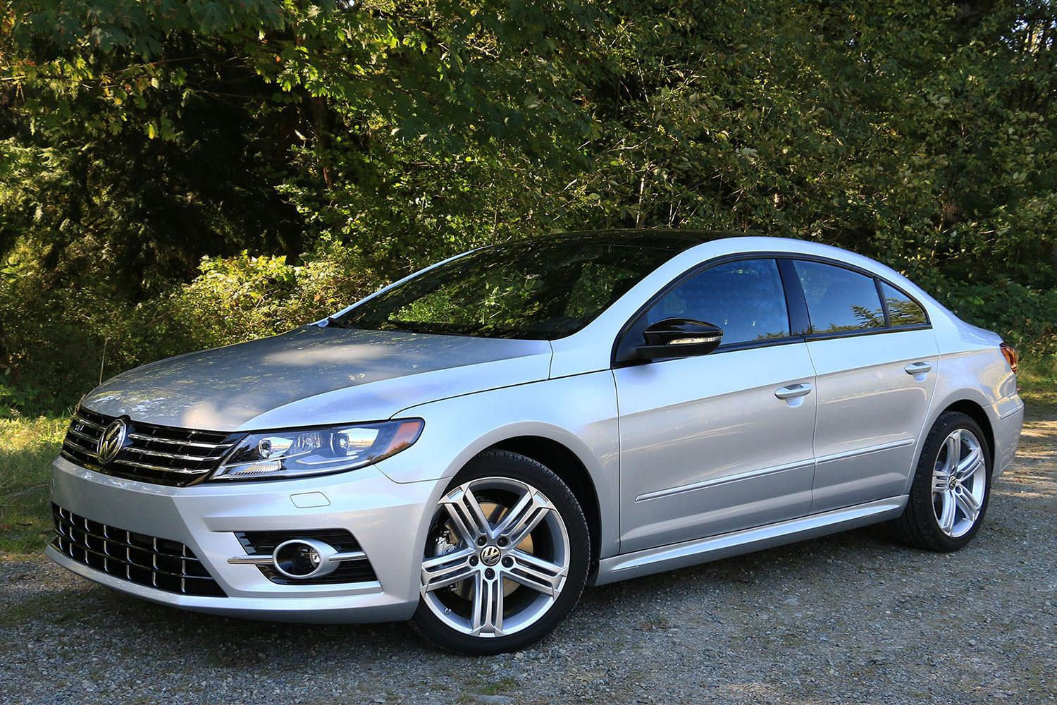 first drive 2017 volkswagen cc r line. Black Bedroom Furniture Sets. Home Design Ideas