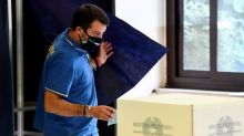 Italy right seen ahead in regional vote, but no whitewash: exit poll