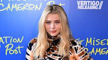Chloe Grace Moretz says she was warned about being too 'outspoken'