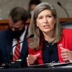 Iowa Sen. Joni Ernst Defends Fellow Republican Liz Cheney