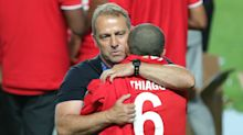 Flick: I can only congratulate Klopp on Thiago signing
