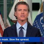 California returns to modified shutdown