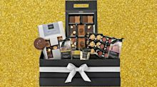This luxury Hotel Chocolat hamper is the ideal festive family treat