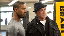 Sylvester Stallone confirms Creed sequel to shoot next year
