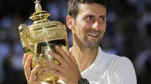Djokovic doubts give way to Wimbledon joy