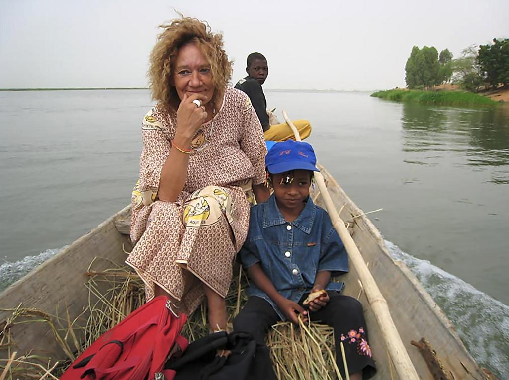 Armed jihadists abducted Sophie Petronin from Gao, northern Mali, where she ran a charity helping orphans