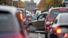 Protest-Korso: Reisebusse wollen den Verkehr in Berlin lahmlegen