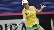 Barty, Aust to face Belarus after US win