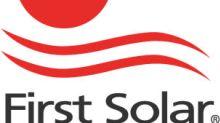 First Solar, Inc. Announces First Quarter 2021 Financial Results