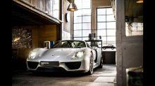 Porsche celebra una fiesta de cumpleaños para tres de sus iconos