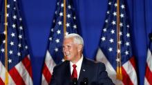 Pence says new satellites will boost storm surge warnings
