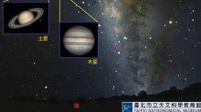 盛夏夜抬頭!木土水星爭豔 23年來北半球最亮彗星也現身