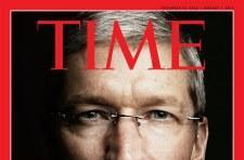 Tim Cook was second runner-up for Time's Person of the Year
