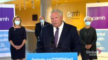 Coronavirus: Ontario health minister says work being done to get COVID-19 testing for homeless