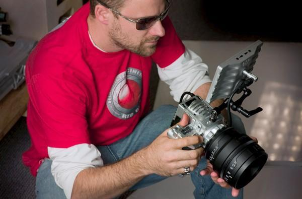 RED shows off DSMC cam configurations in the flesh, new lenses