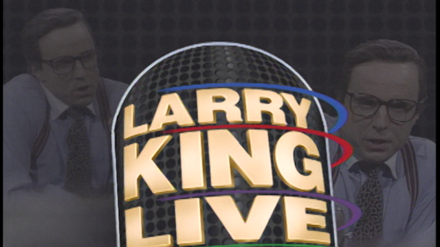 Larry King Live: Marlon Brando