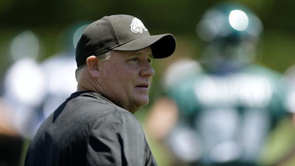 Oregon penalized for violations under Chip Kelly