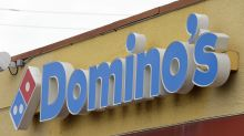 Domino's shares tumble on lower-than-expected sales growth