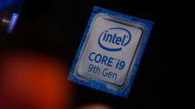 Intel shares dive on apparent manufacturing retreat; rival chip stocks jump