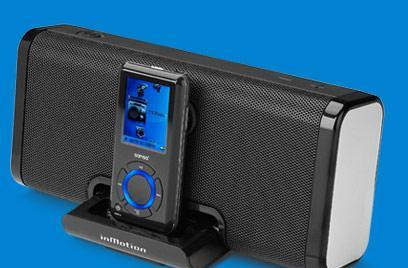 Altec Lansing to launch inMotion iM510 speaker dock for SanDisk Sansa
