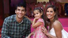 Deborah Secco comemora aniversário de Maria Flor com festa de princesas