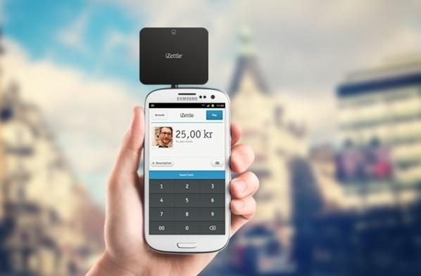 iZettle comes to Android for a few lucky Swedish Samsung owners