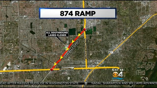 Steering You Right: More Closures On Don Shula Expressway