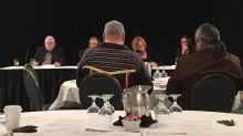 Indigenous groups heard from on last day of NEB hearings in Maritimes
