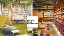 專為文青而設!TSUTAYA 蔦屋推出書店公寓,顛覆傳統書店的模式!