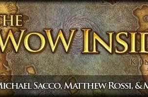 Live WoW Insider Show to talk about the MoP press event, Monday at 1:00 p.m. EST
