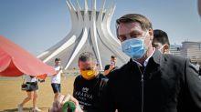 Bolsonaro quer encher a sua boca de porrada
