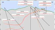Drilling at Las Conchitas Intersects Near Surface, High-grade Gold Mineralization of 376.49 g/t Gold and 103.0 g/t Silver Over 1.0 Meter